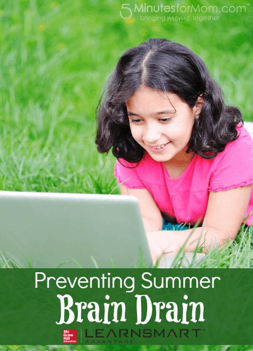 Preventing summer brain drain