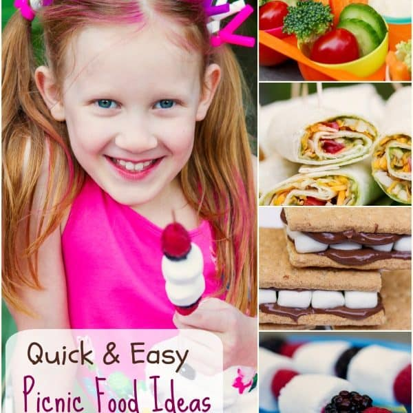 Quick and Easy Picnic Food Ideas