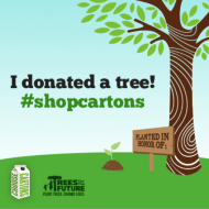 Save Trees with a #shopcartons Tweet