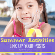 Summer Activities Link Up