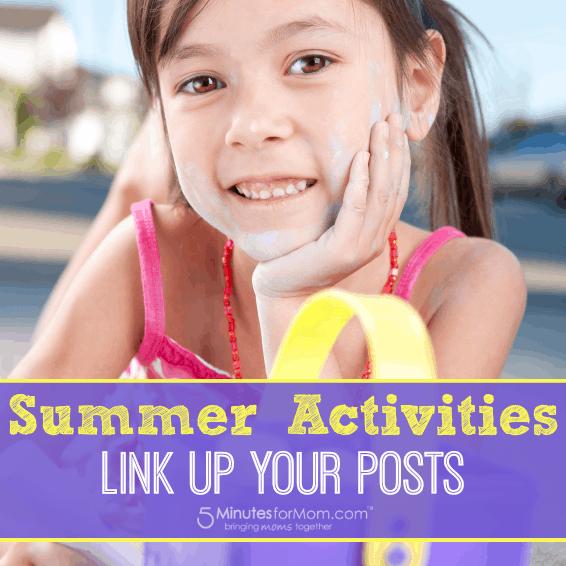 Summer Activities Link Up