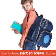 How To Avoid Back to School Battles With Your Middle Schooler