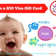 Back To School Giveaway: BABY'S BRILLIANT App – $50 Visa #Giveaway