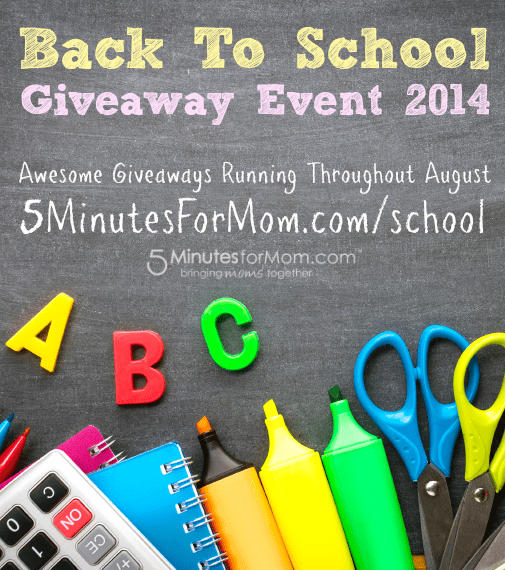 back to school giveaway event 2019