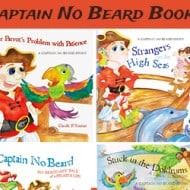 Back To School Giveaway: Set of Captain No Beard Books