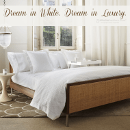 Dream in Luxury and Pamper Yourself Daily