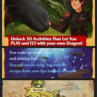 DreamWorks Press Dragons Story App #Giveaway