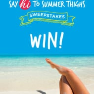 Say Hi to Summer Thighs with CoolSculpting® #Giveaway
