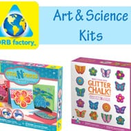 Back to School Giveaway: The Orb Factory Combines Art & Science