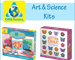 Back to School: The Orb Factory Combines Art & Science