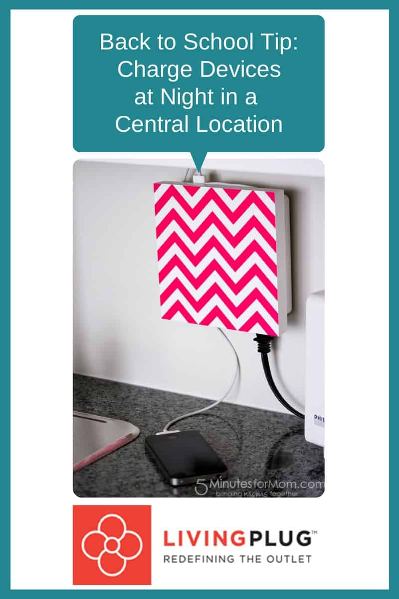 Tip Charge Devices in Central Location