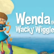 Wenda the Wacky Wiggler Interactive Storybook – $75 Visa Gift Card #Giveaway