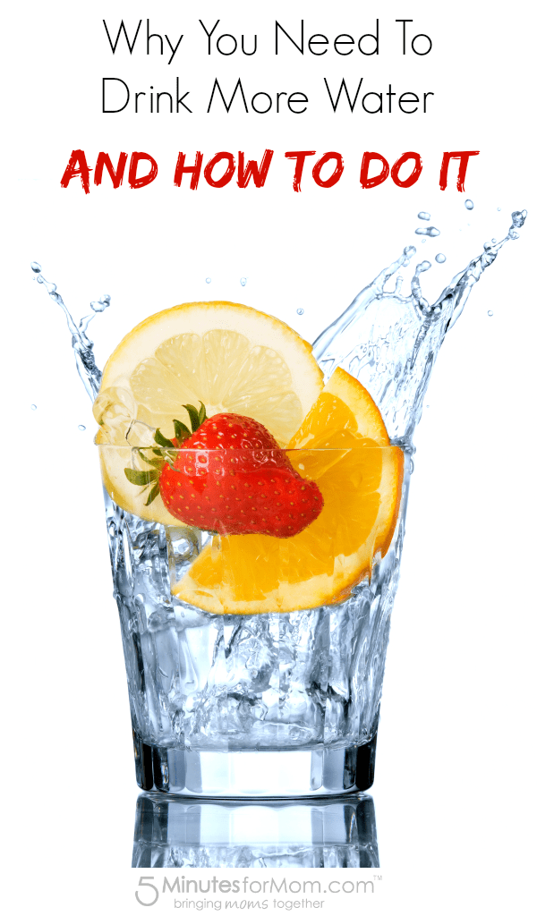 Why You Need To Drink More Water and How