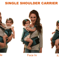 HIPSTER Baby Carrier by MiaMily #Giveaway