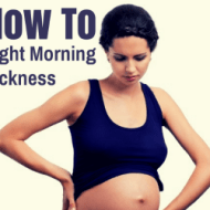 Ask the Domestic Life Stylist: How to Fight Morning Sickness