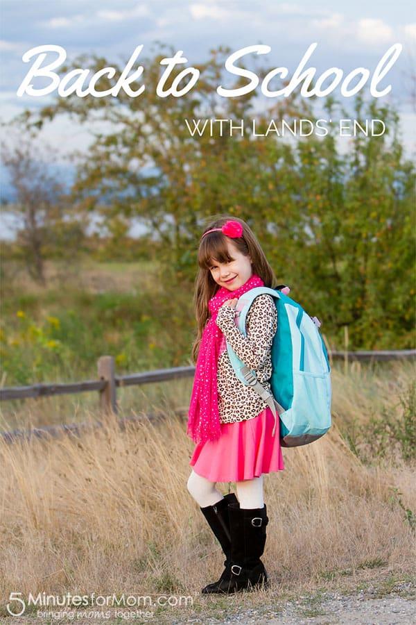lands end back to school