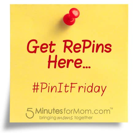 Pinterest Link Up – Share Your Pins in #PinItFriday