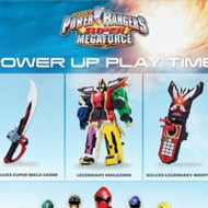 Power Rangers Super Megaforce Toys Are Here! #SuperMegaforceWM