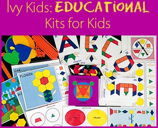 Ivy Kids: Educational Kits for Kids!