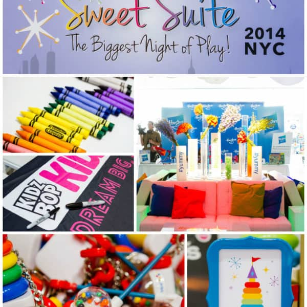 A Sweet Success — Sweet Suite 2014 at Blogger Bash