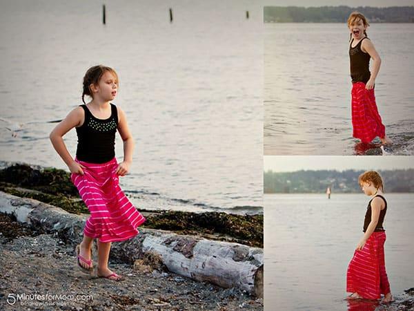 target-long-skirt
