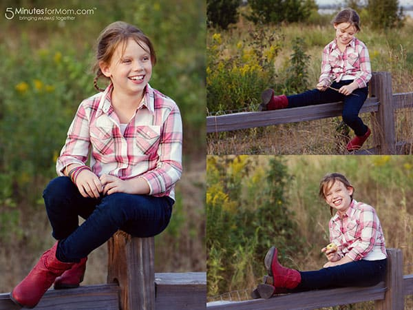 target-plaid-shirt-red-boots