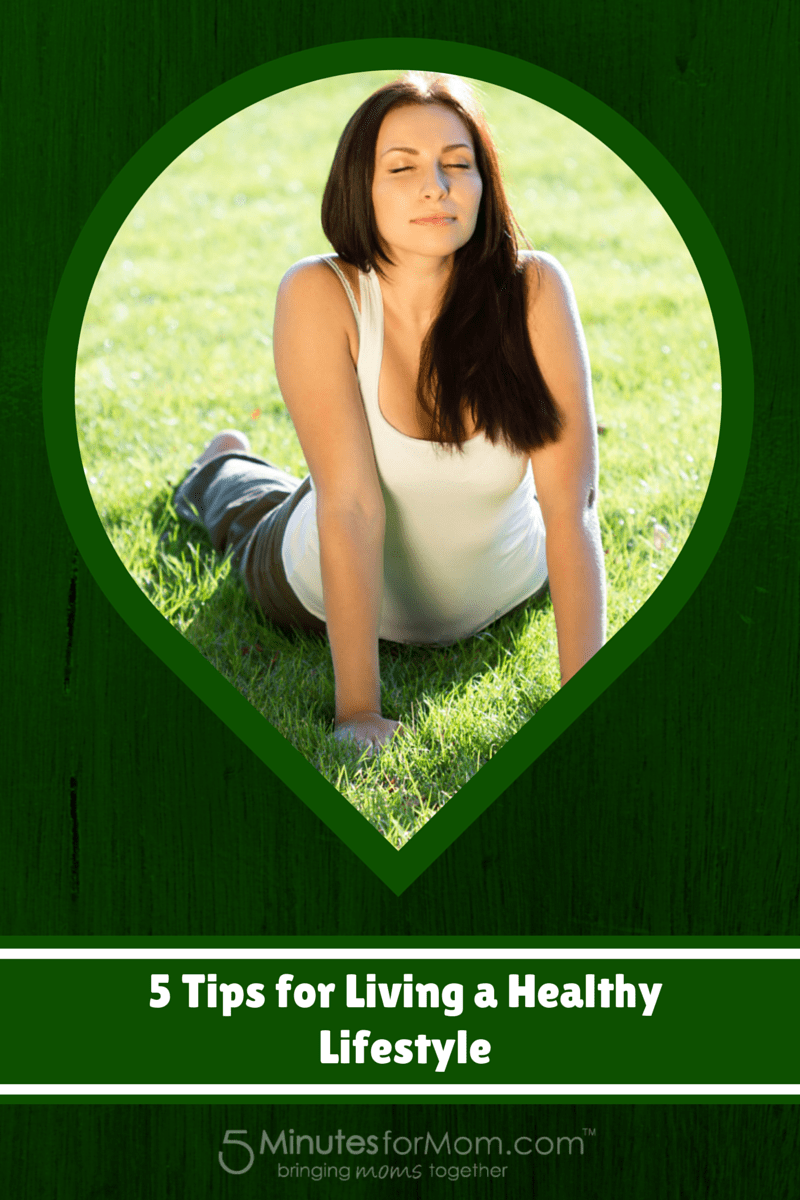 5 Tips for Living a Healthy Lifestyle