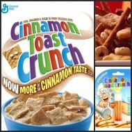 Cinnamon Toast Crunch celebrates 30 with a #Cinnablast #Giveaway