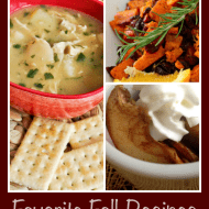 Ask the Domestic Life Stylist: Favorite Fall Recipes