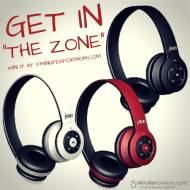 "Get In ""The Zone"" with Jam Transit Headphones #Giveaway"