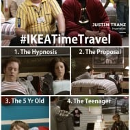 Seeing the Future – IKEA Experiment with Time Travel #IKEAtimetravel