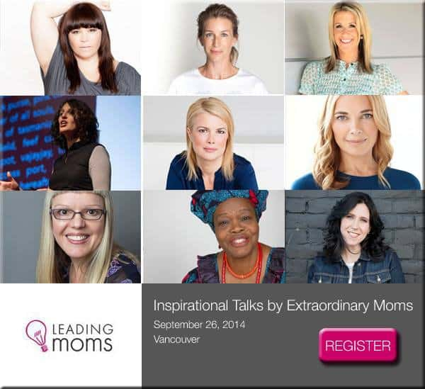 Leading Moms Event