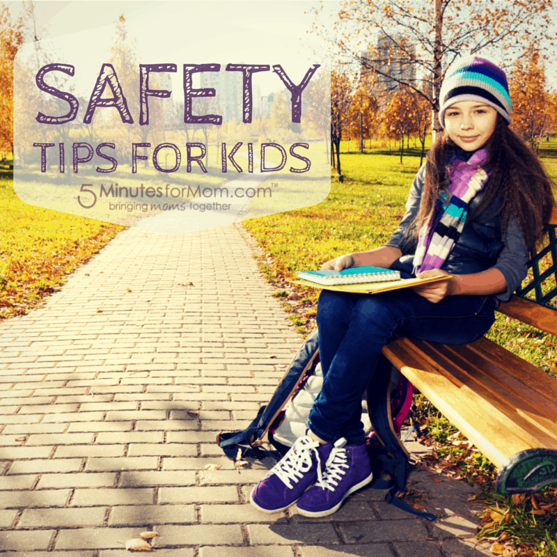 Safety Tips for Kids