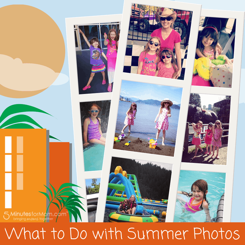 What to do with Summer Photos