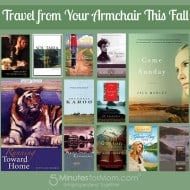 Travel from Your Armchair This Fall