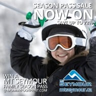 Win a Family Seasons Pass to @Mt_Seymour #Vancouver #BC
