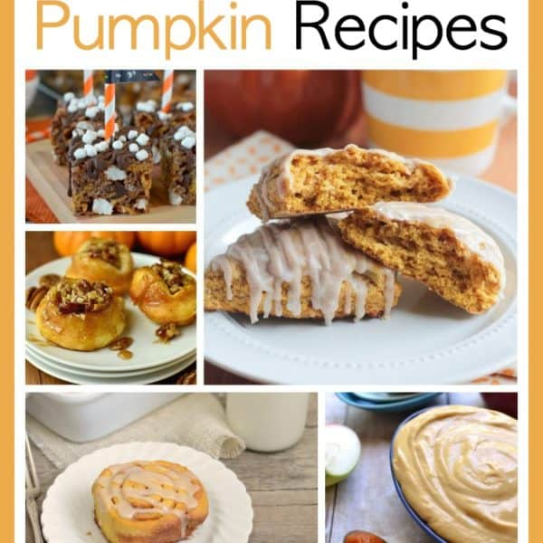 10 Tasty Pumpkin Recipes