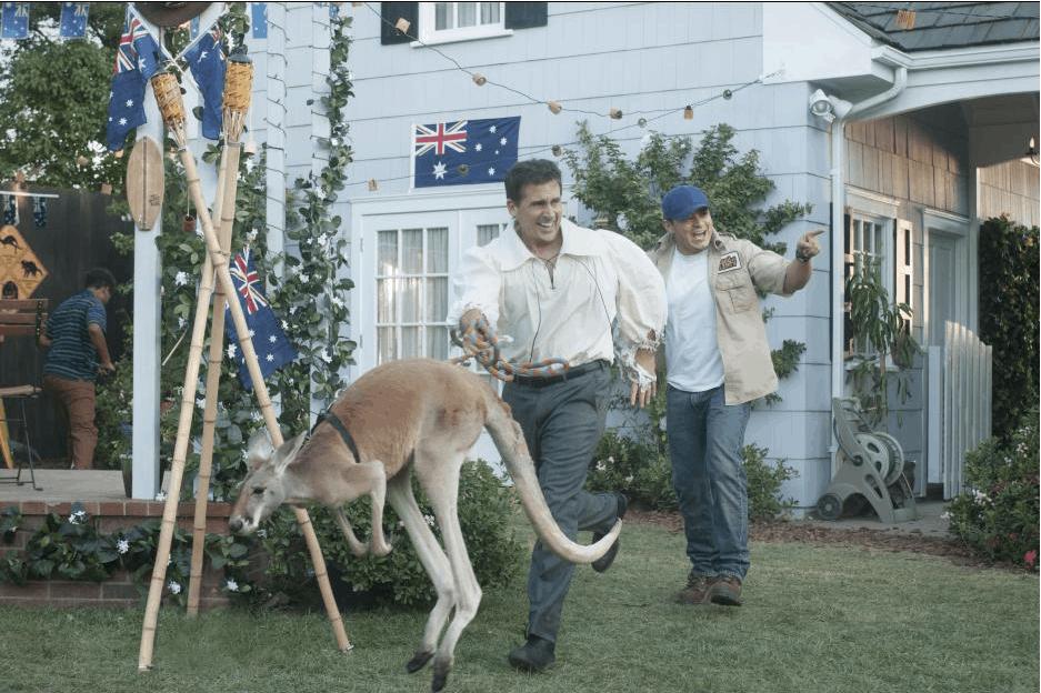 Alexander Bad Day - Kangaroo