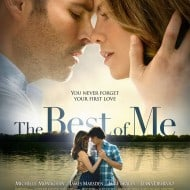 The Stars of The Best of Me movie: James Marsden and Michelle Monaghan