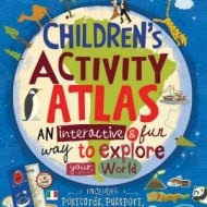 Children's Activity Atlas {Review & #Giveaway}