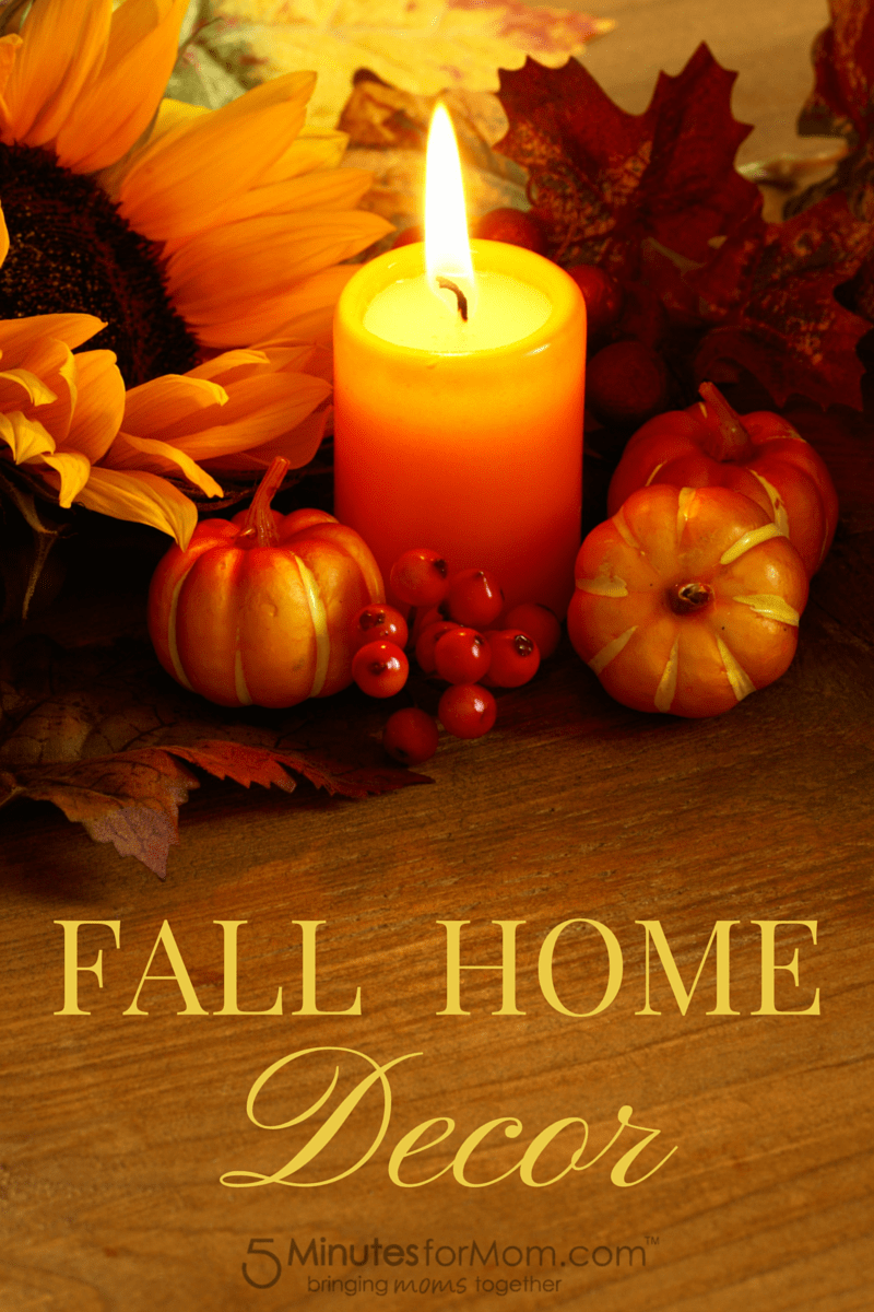 Ask the domestic life stylist fall home decor 5 minutes for Fall home decor