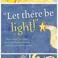 God Made Light – A Delightful New Children's Book #GodMadeLight
