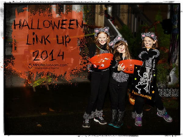 Halloween Link Up 2014