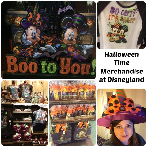 halloween time merchandise at disneyland 2014