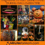 8 Reasons to Visit Disneyland During HalloweenTime – #HalloweenTime