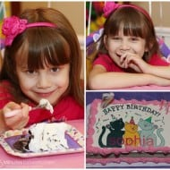 Wordless Wednesday – Happy 7th Birthday Sophia!