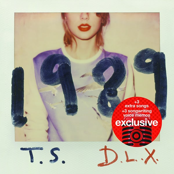 Taylor Swift 1989 Cover Art