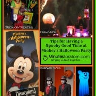 Tips for Having a Spooky Good Time at Mickey's Halloween Party – #HalloweenTime