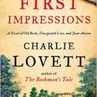 First Impressions {Book Review and #Giveaway}