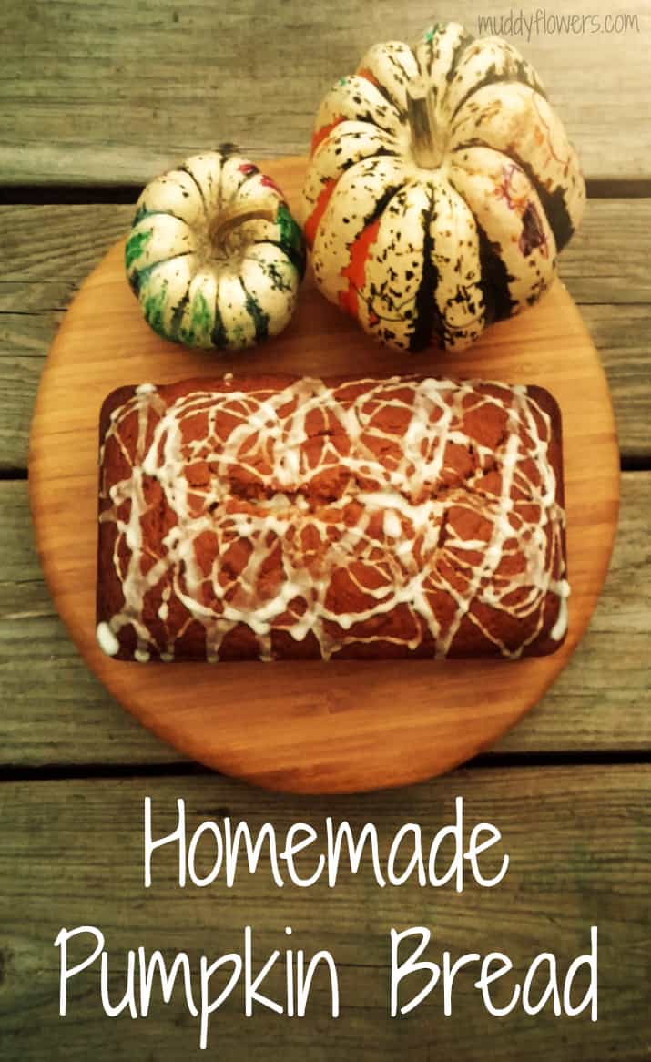 homemade-pumpkin-bread-recipe-muddy-flowers-the-taylor-house-pinterest-photo